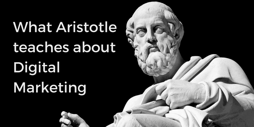 aristotle persuasion marketing